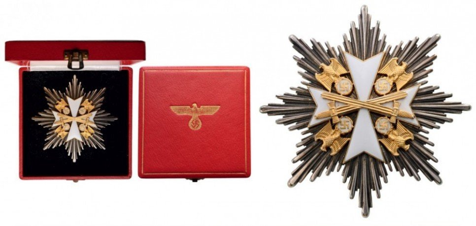 ORDER OF THE GERMAN EAGLE