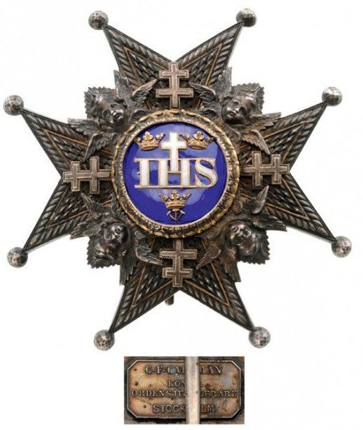 MOST NOBLE ORDER OF THE SERAPHIM