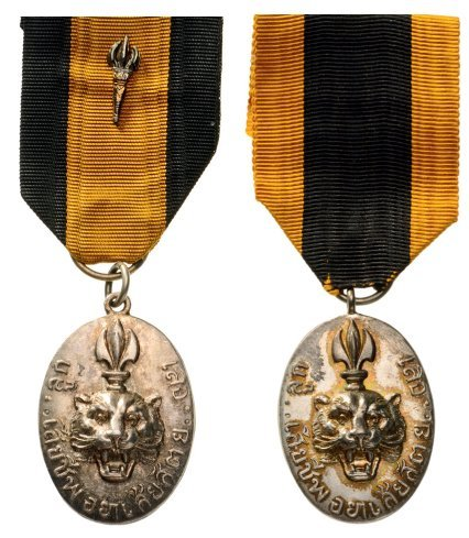 Lot of 2 Medal of Scouts