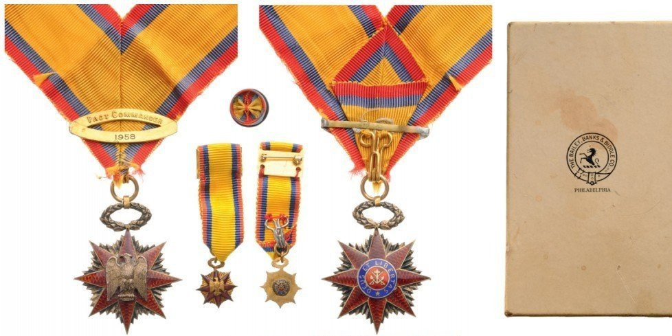 MILITARY ORDER OF FOREIGN WARS