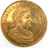 John III Sobieski (1674-1696) 3 Ducat 1677. Gold (10.45