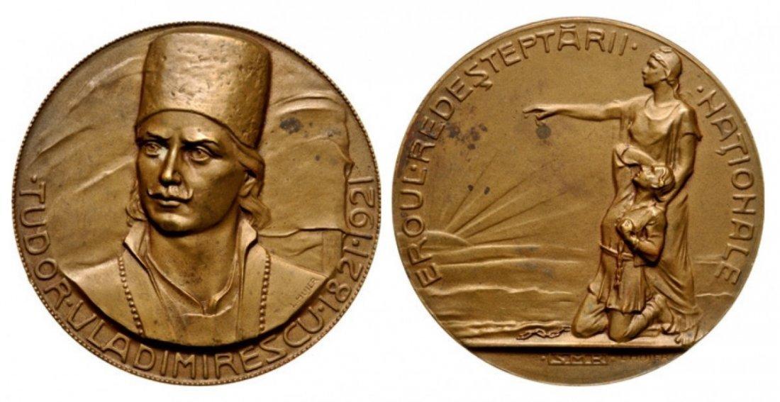 Ferdinand I-In memory of Tudor Vladimirescu