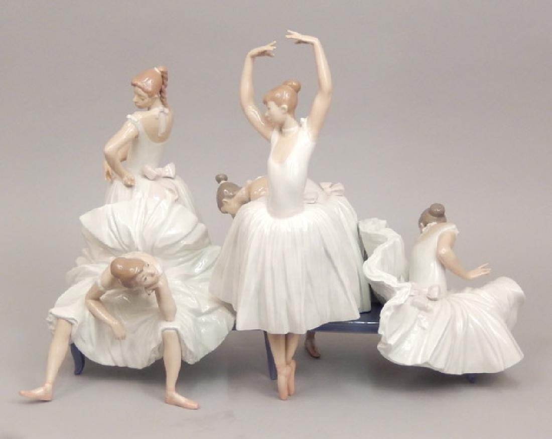 Lladro No. 5972 Before the Dance