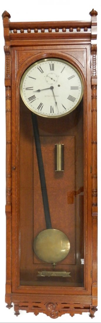 Seth Thomas Regulator No. 32 clock