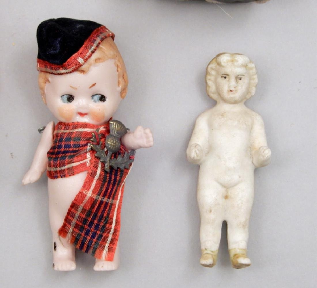 Grouping of assorted dolls - 3