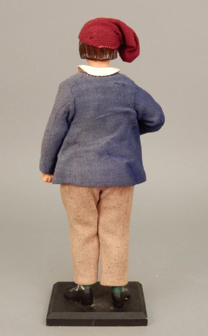 WPA doll Brittany France Fisherman - 5