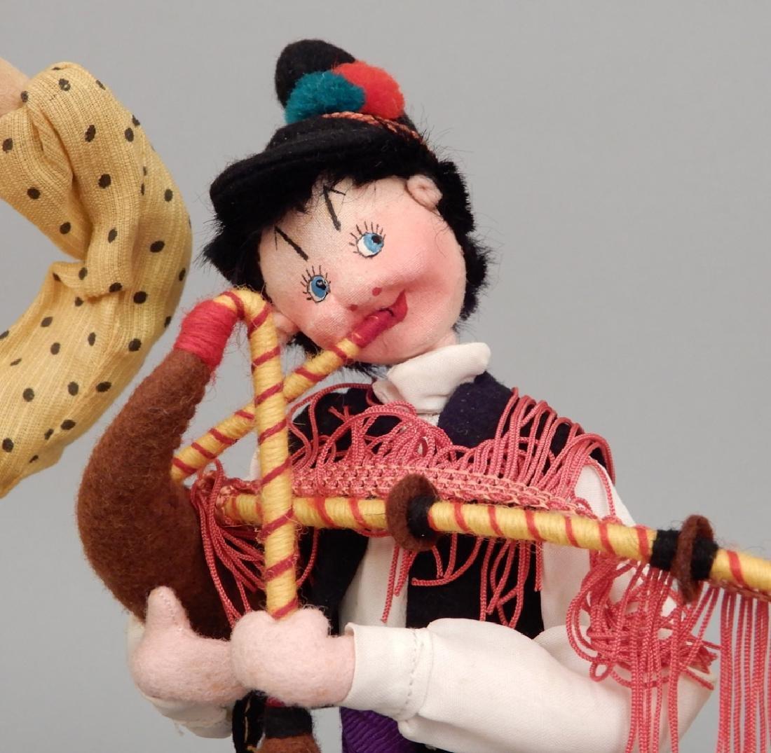 Two Klumpe dolls - 3