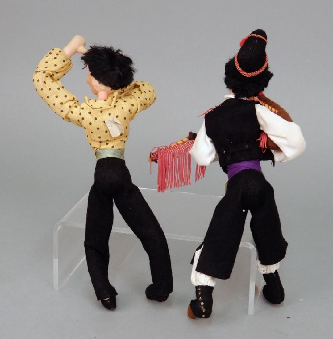 Two Klumpe dolls - 5