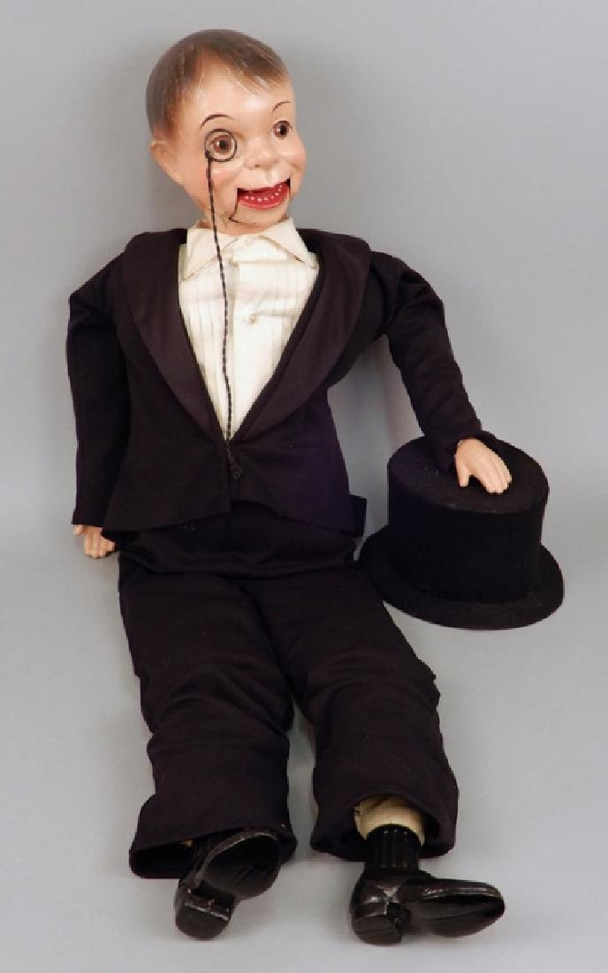 Jerry Mahoney Ventriloquist doll