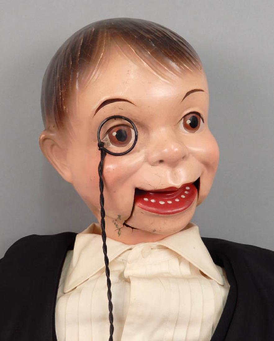 Jerry Mahoney Ventriloquist doll - 2
