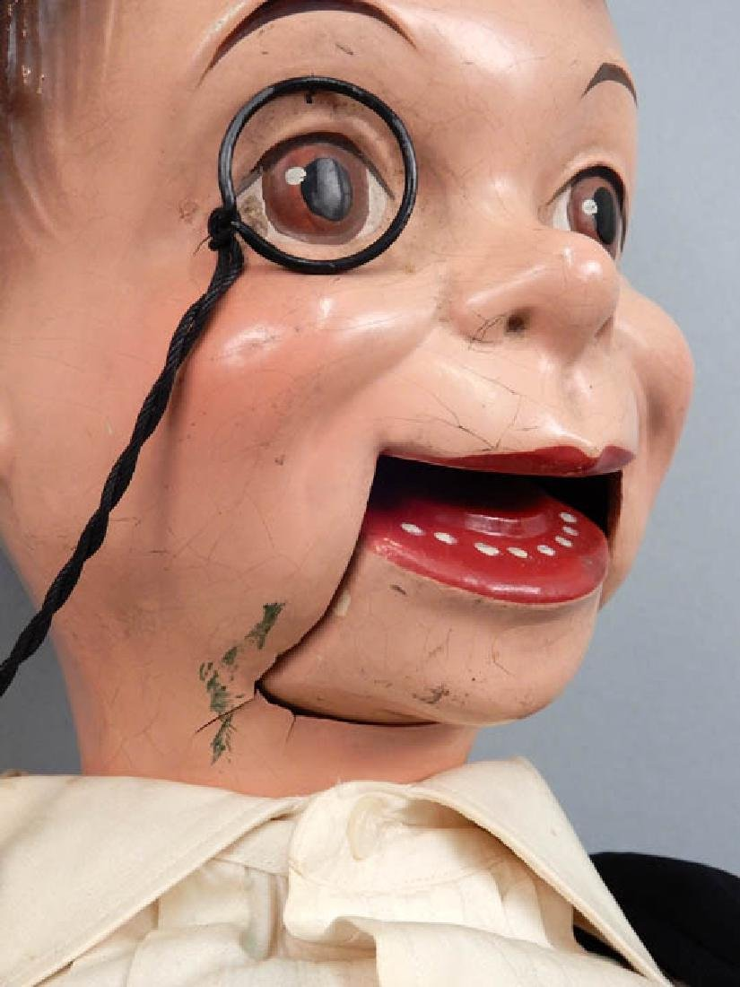 Jerry Mahoney Ventriloquist doll - 3