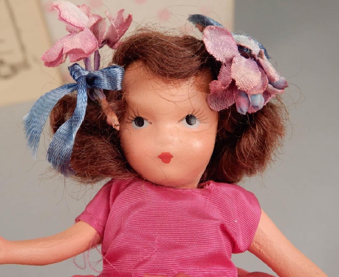 Nancy Ann Storybook bisque doll - 2