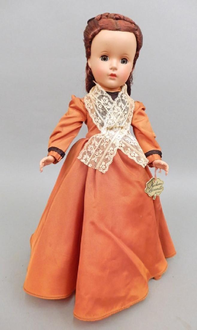 1950's Madame Alexander Little Women Marme doll