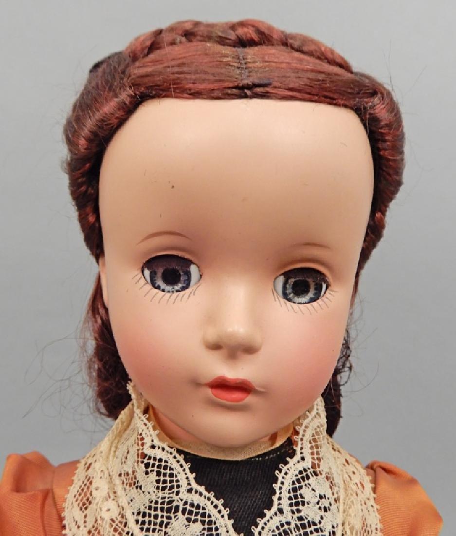 1950's Madame Alexander Little Women Marme doll - 2