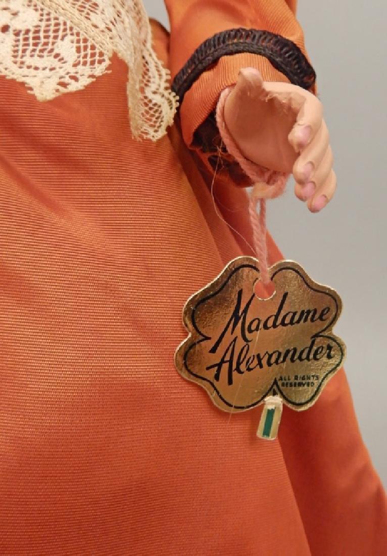 1950's Madame Alexander Little Women Marme doll - 3