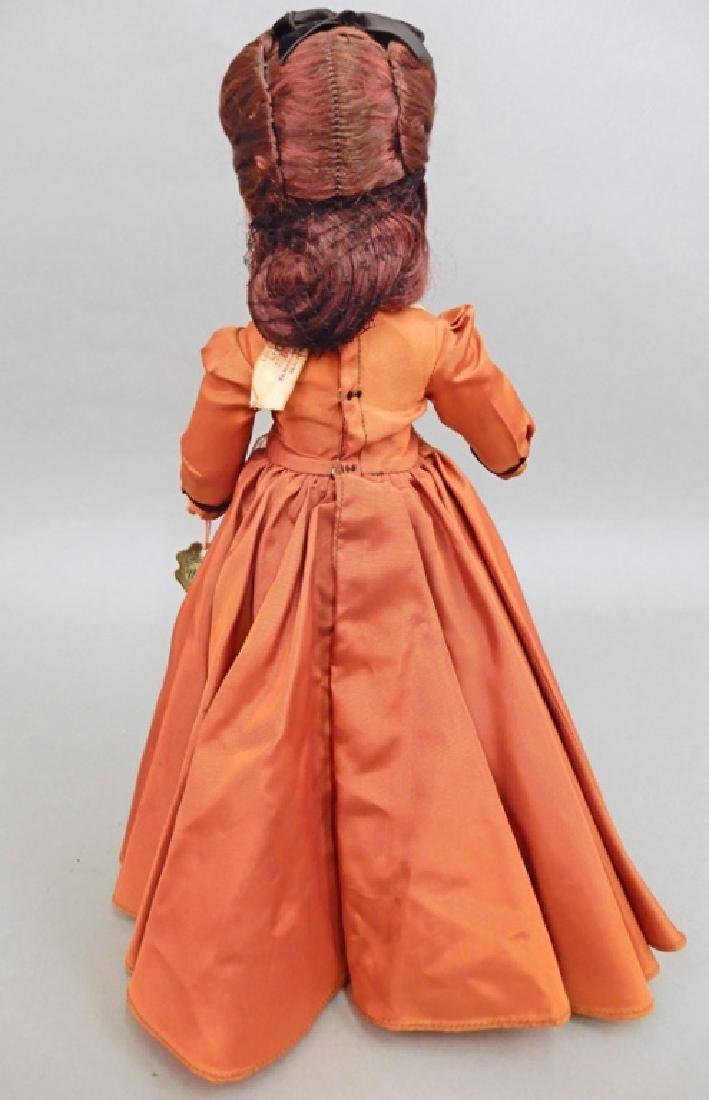 1950's Madame Alexander Little Women Marme doll - 4