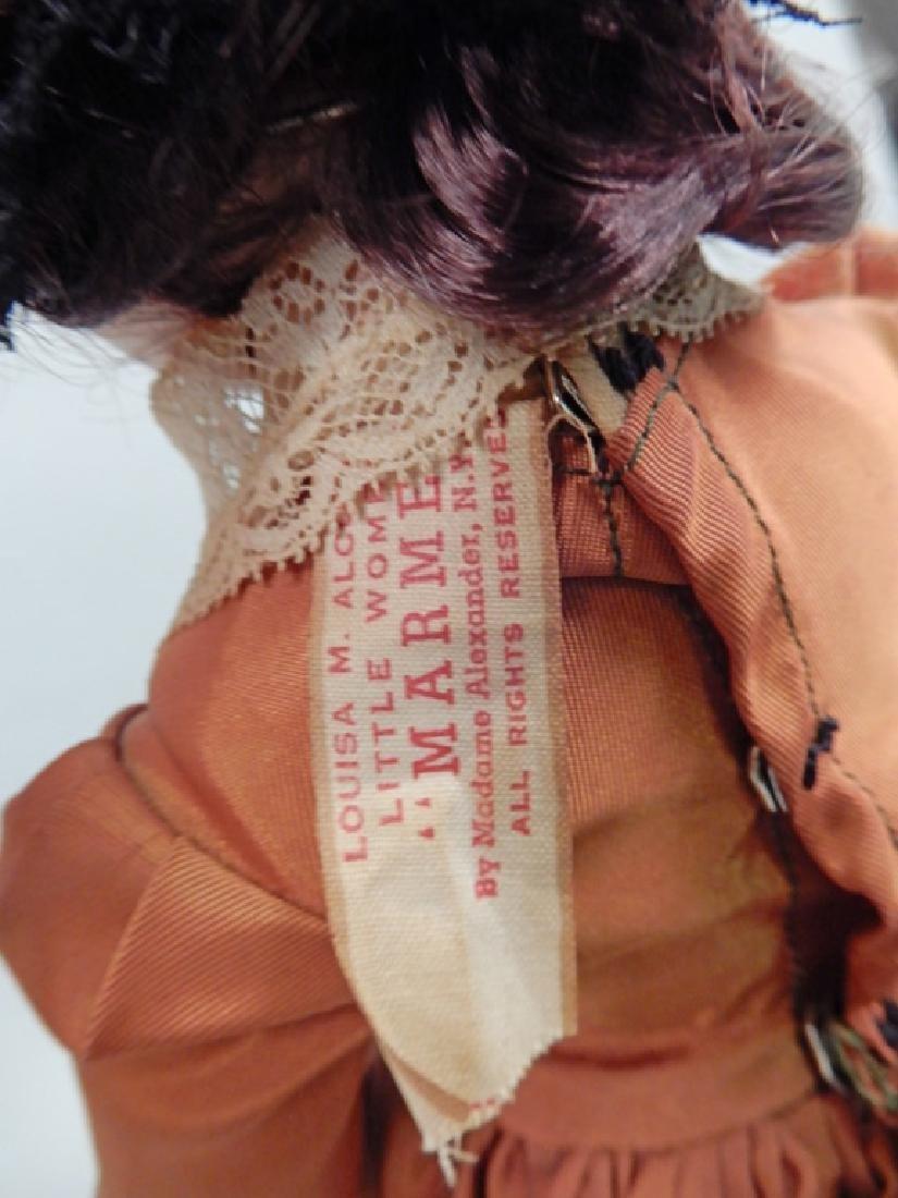 1950's Madame Alexander Little Women Marme doll - 5