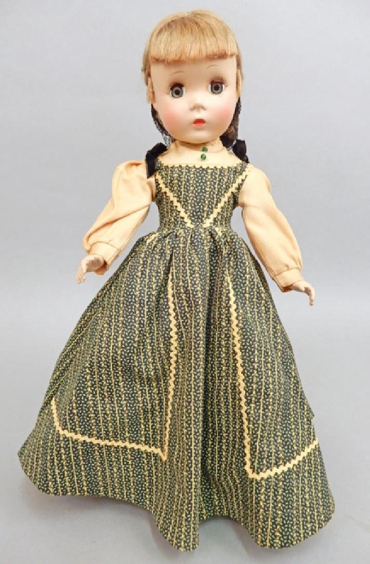 1950's Madame Alexander Little Women Jo doll