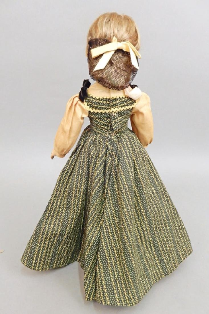 1950's Madame Alexander Little Women Jo doll - 3