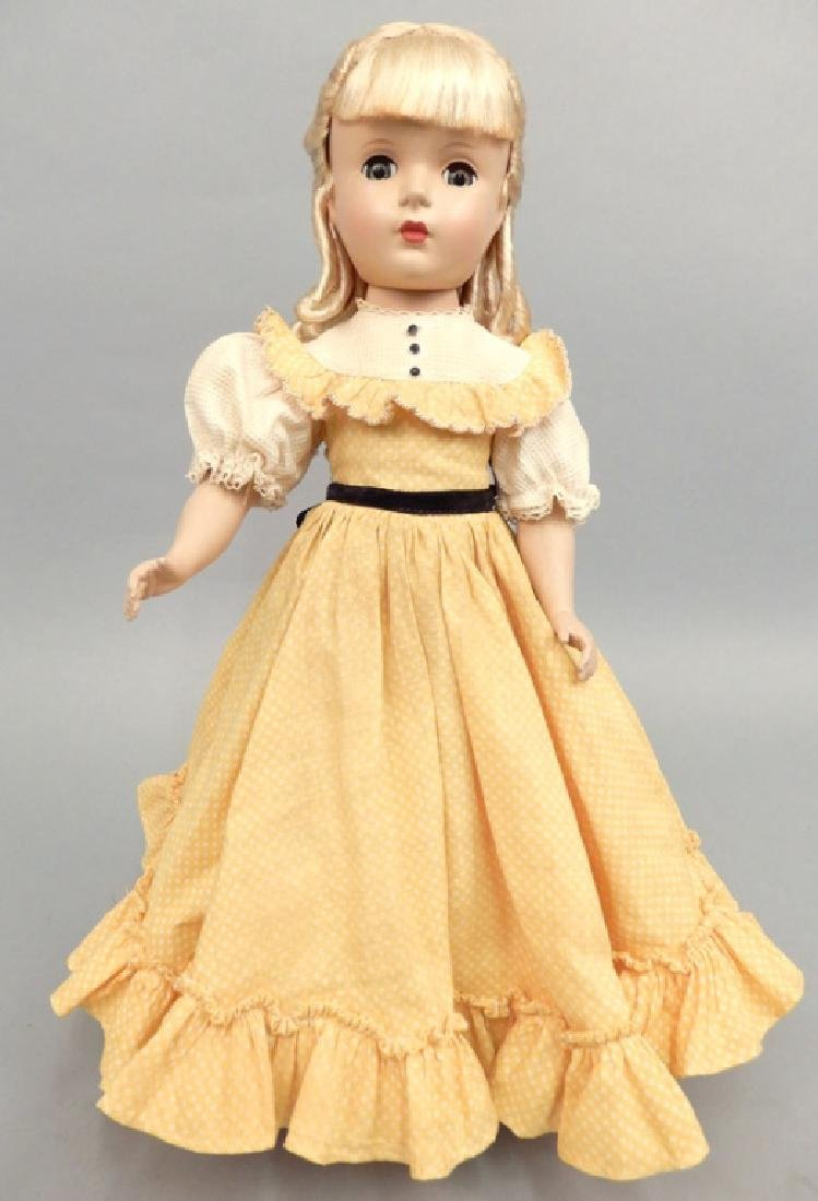 1950's Madame Alexander Little Women Amy Loop Curl doll