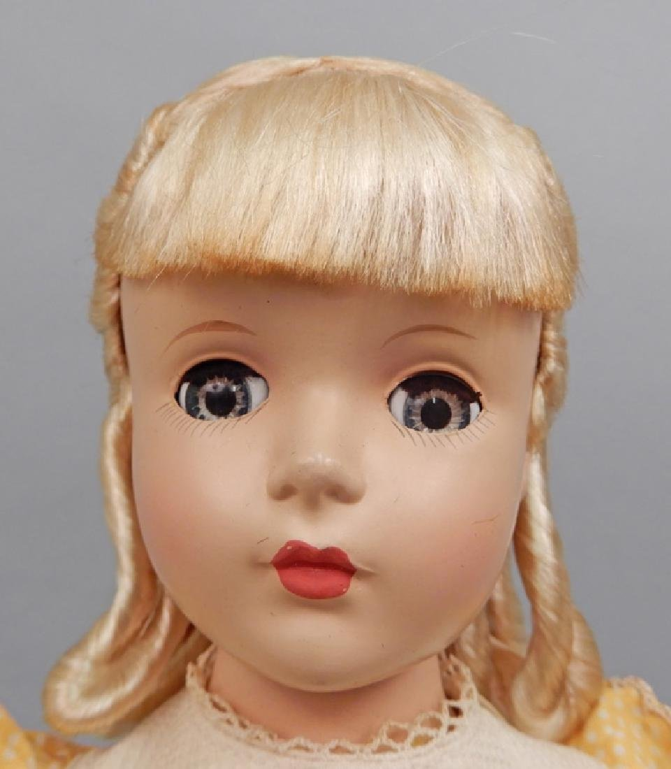 1950's Madame Alexander Little Women Amy Loop Curl doll - 2