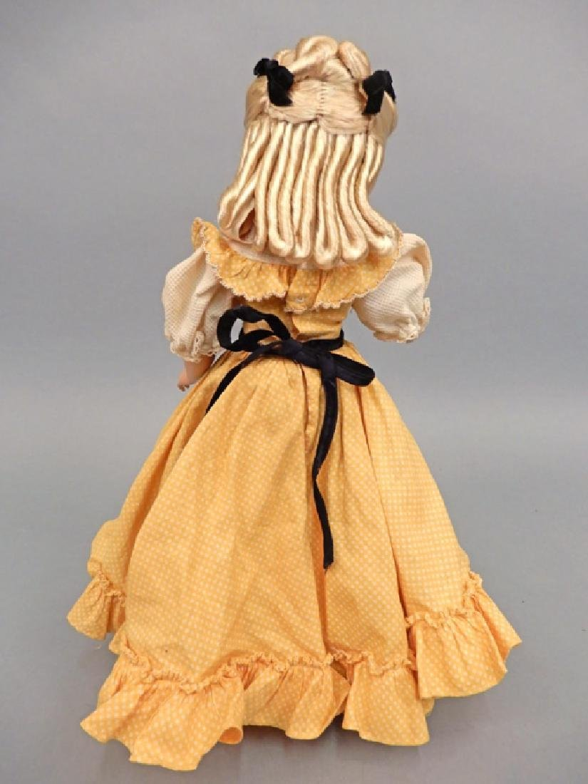 1950's Madame Alexander Little Women Amy Loop Curl doll - 3