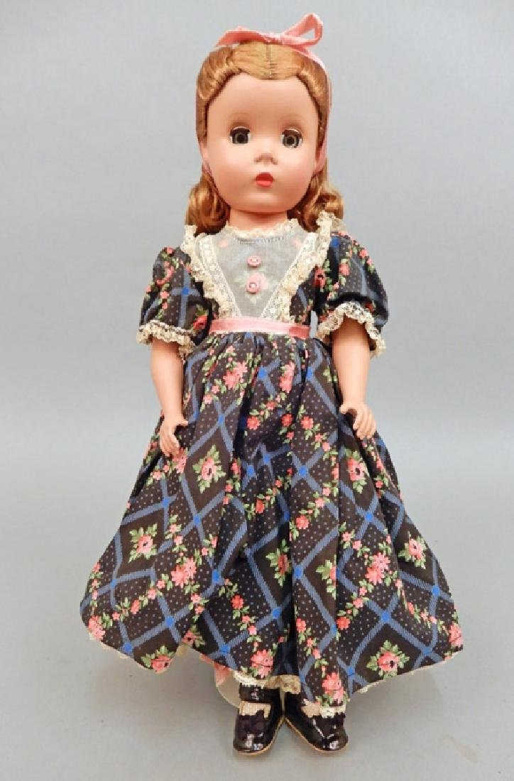 1950's Madame Alexander Little Women Beth doll