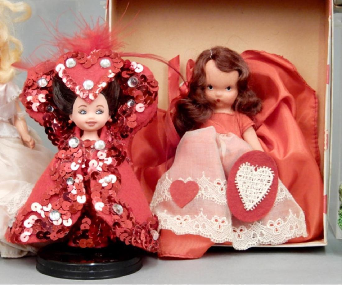 Nancy Ann Storybook doll grouping - 3