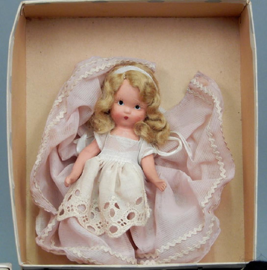 Nancy Ann Storybook doll grouping - 4