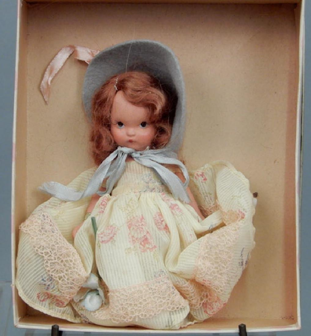 Nancy Ann Storybook doll grouping - 5