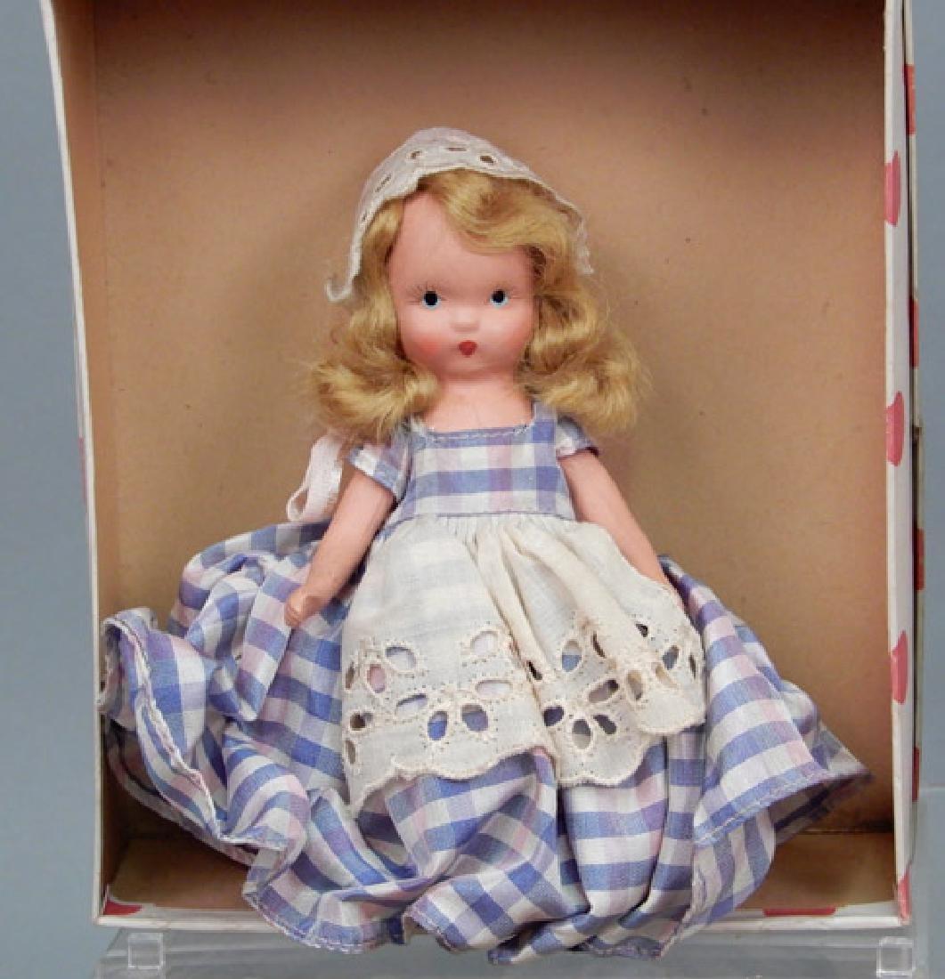 Nancy Ann Storybook doll grouping - 6