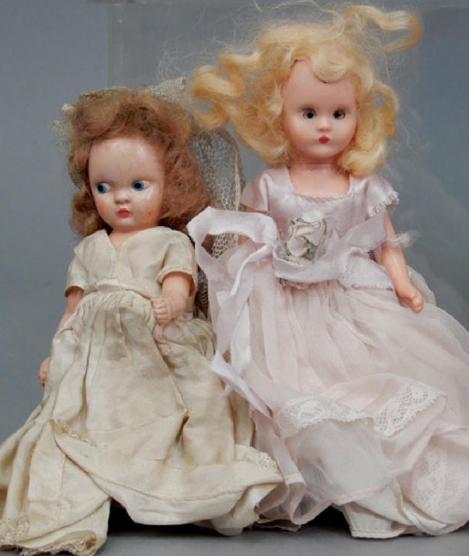 Nancy Ann Storybook doll grouping - 7