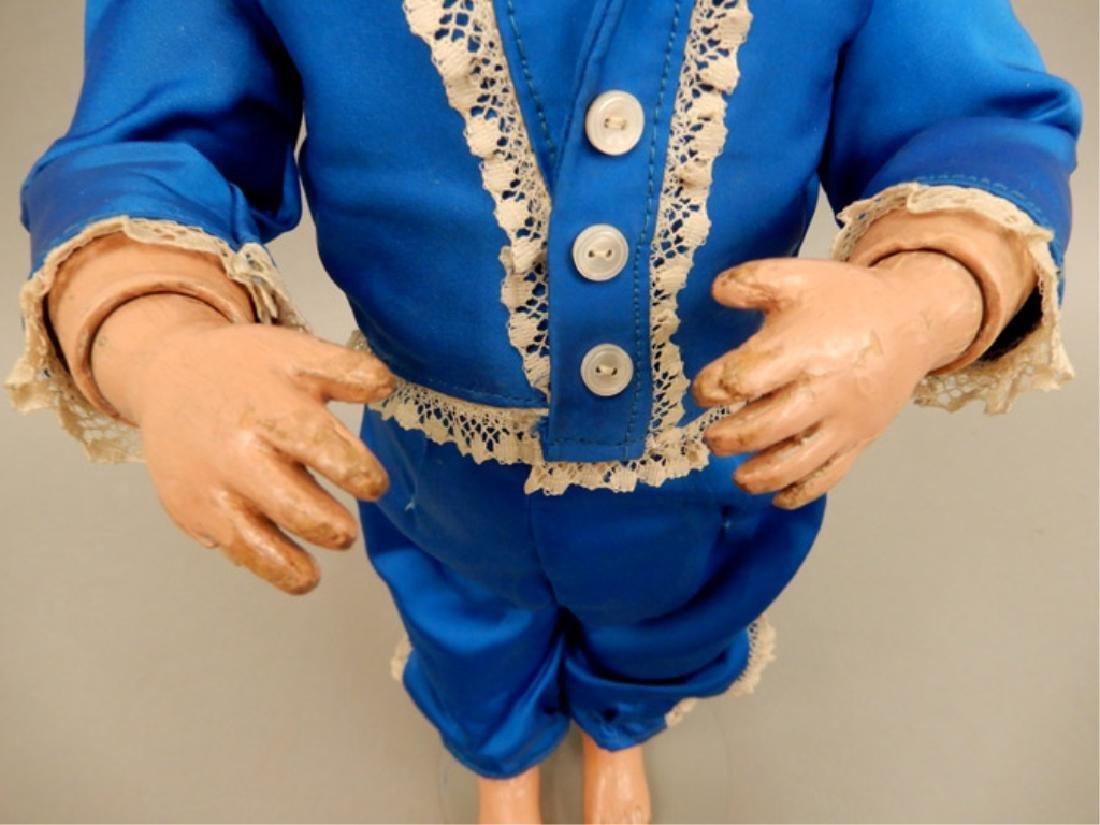 Early 1900's Schoenhut boy doll - 3