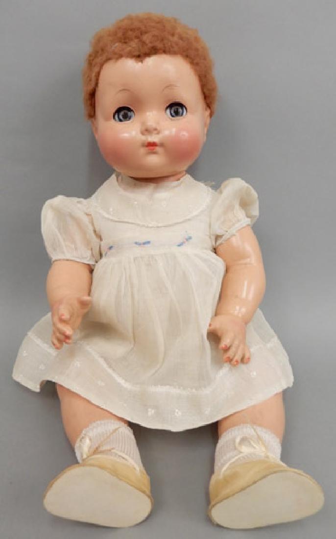 Effanbee composition Sweetie Pie doll