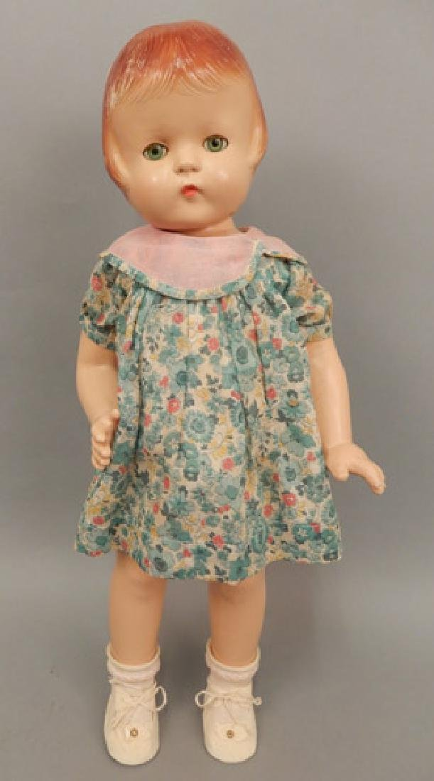 Effanbee composition Patsy Lou doll - 2