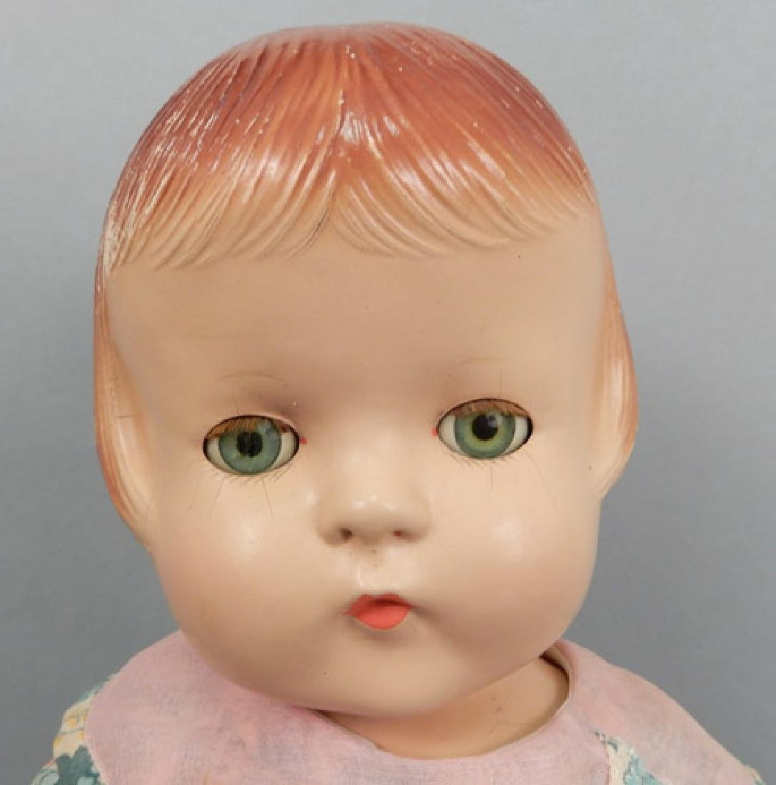 Effanbee composition Patsy Lou doll - 3