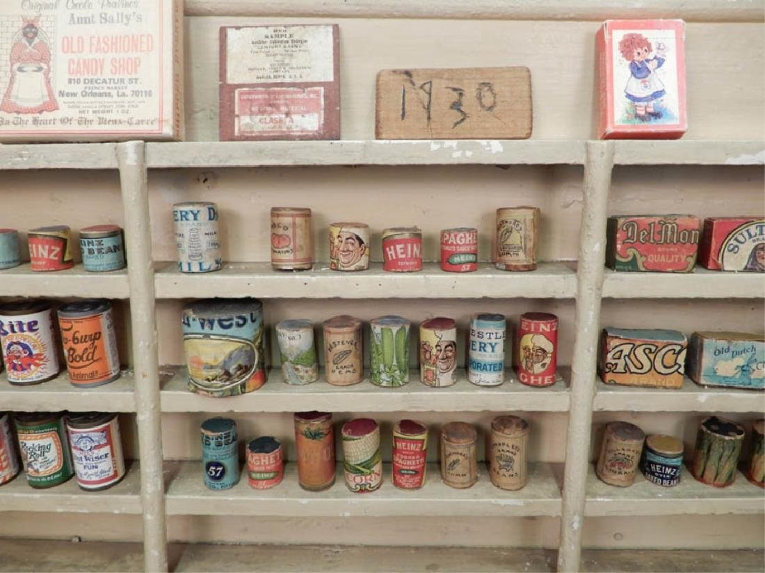 1930's American Country Store room box - 5