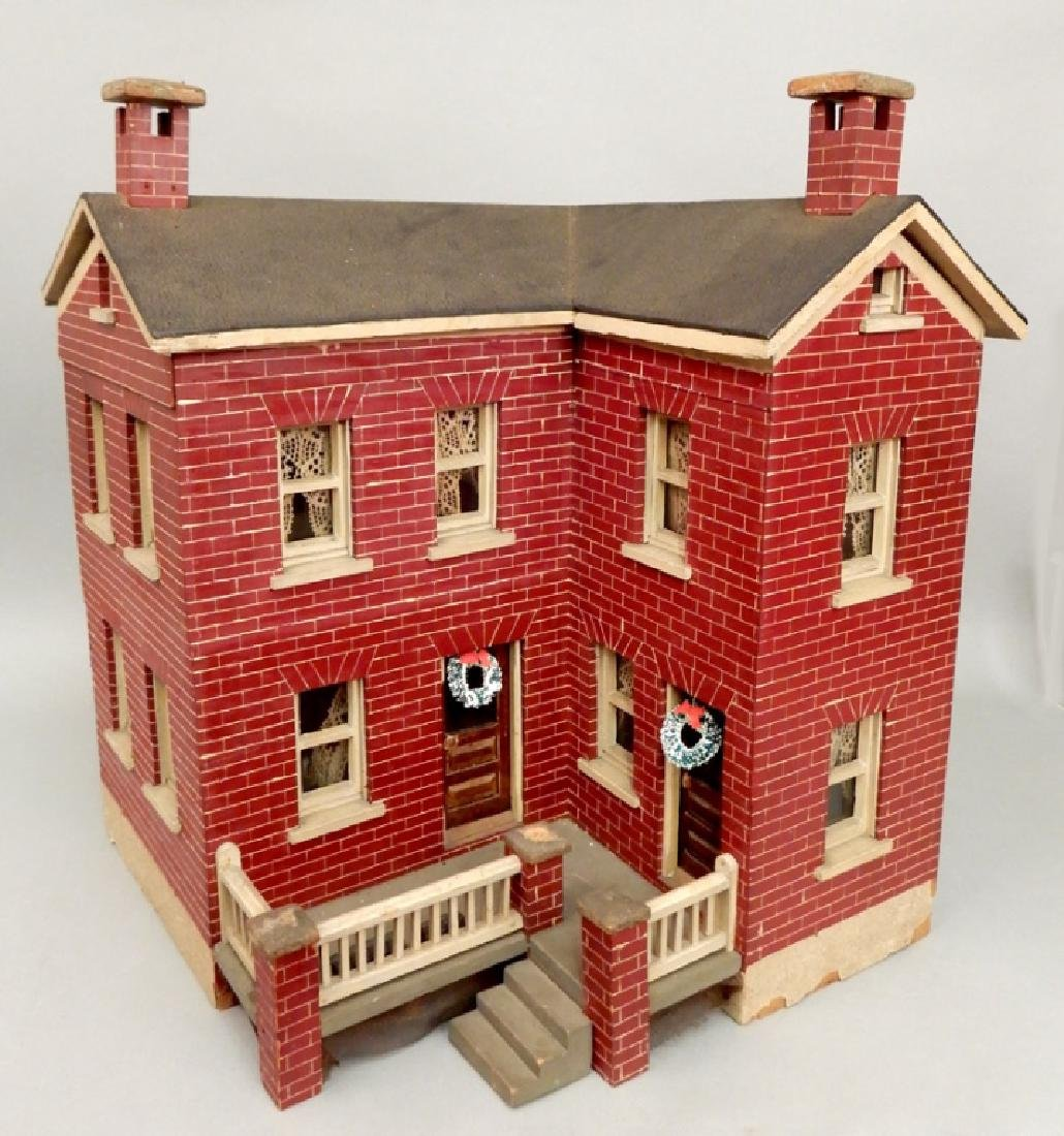 Large doll house ca. 1916 - 2