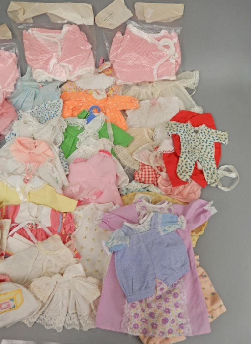 Large grouping of doll clothes - 2