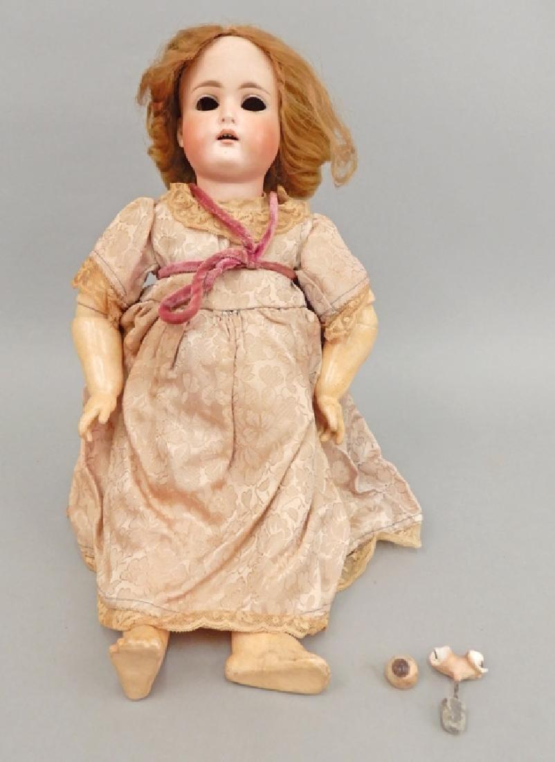 JD Kestner 192 bisque head doll