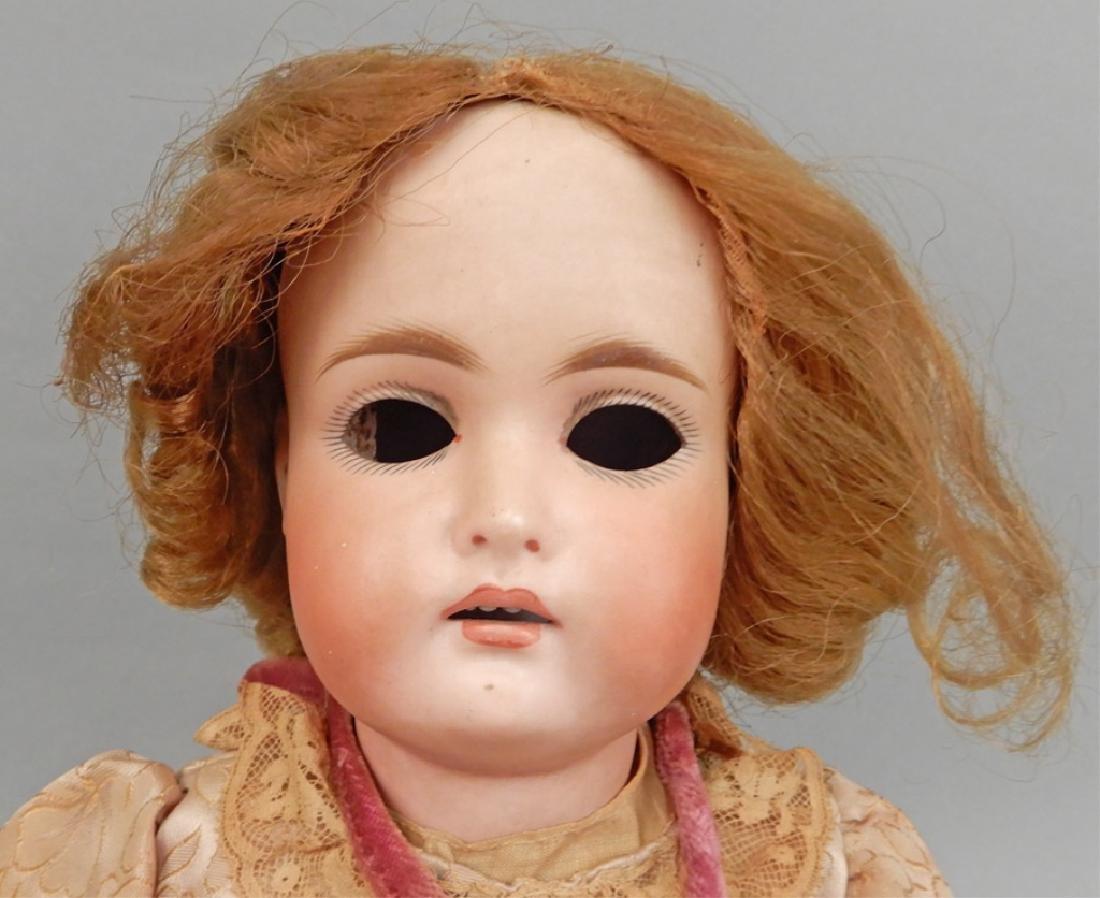 JD Kestner 192 bisque head doll - 3