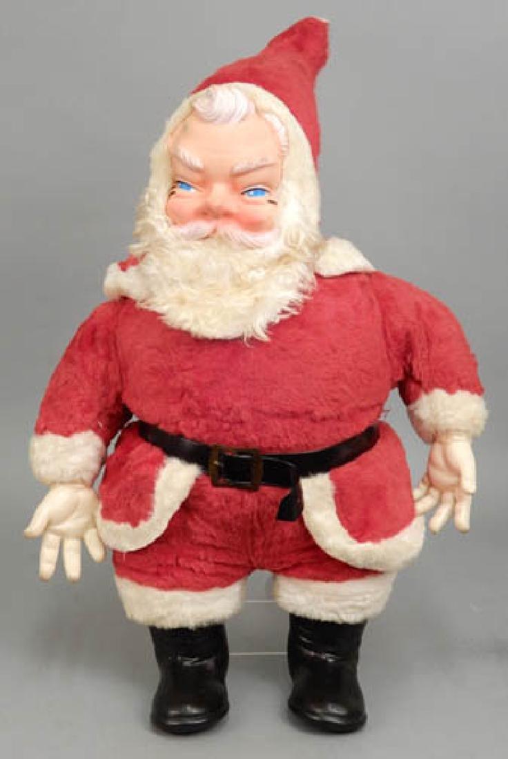 Two vintage Santa decorations - 2