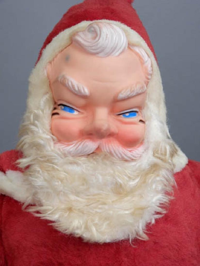 Two vintage Santa decorations - 3