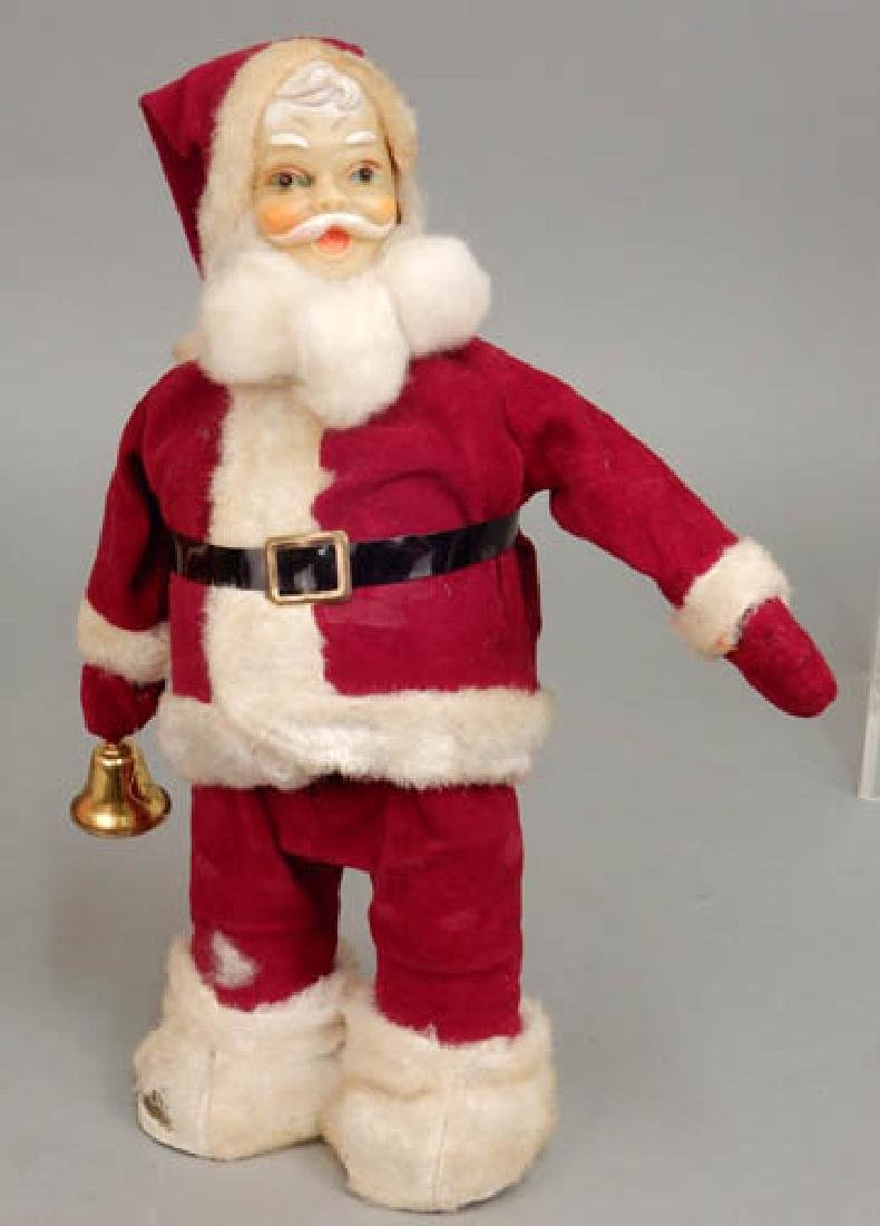 Two vintage Santa decorations - 4