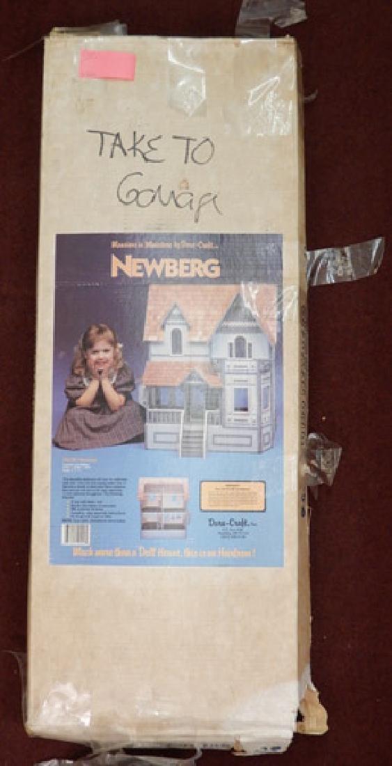 Newberg doll house by Dura-Craft