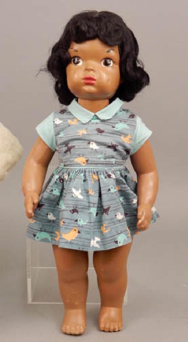 1940's-50's Black Terri Lee doll - 2