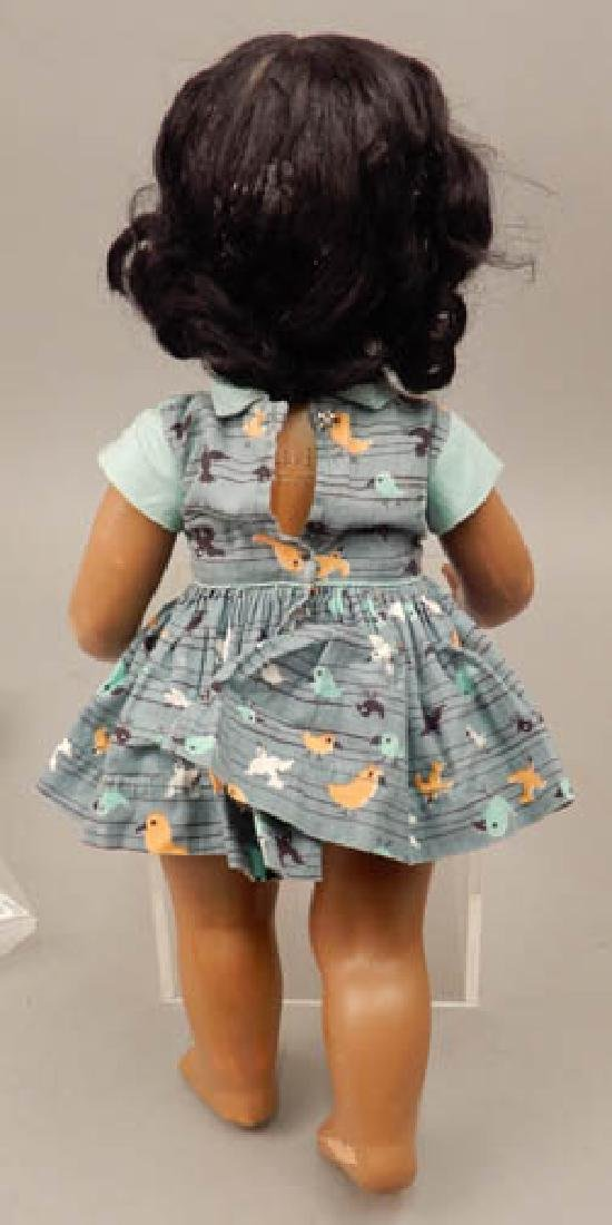 1940's-50's Black Terri Lee doll - 8