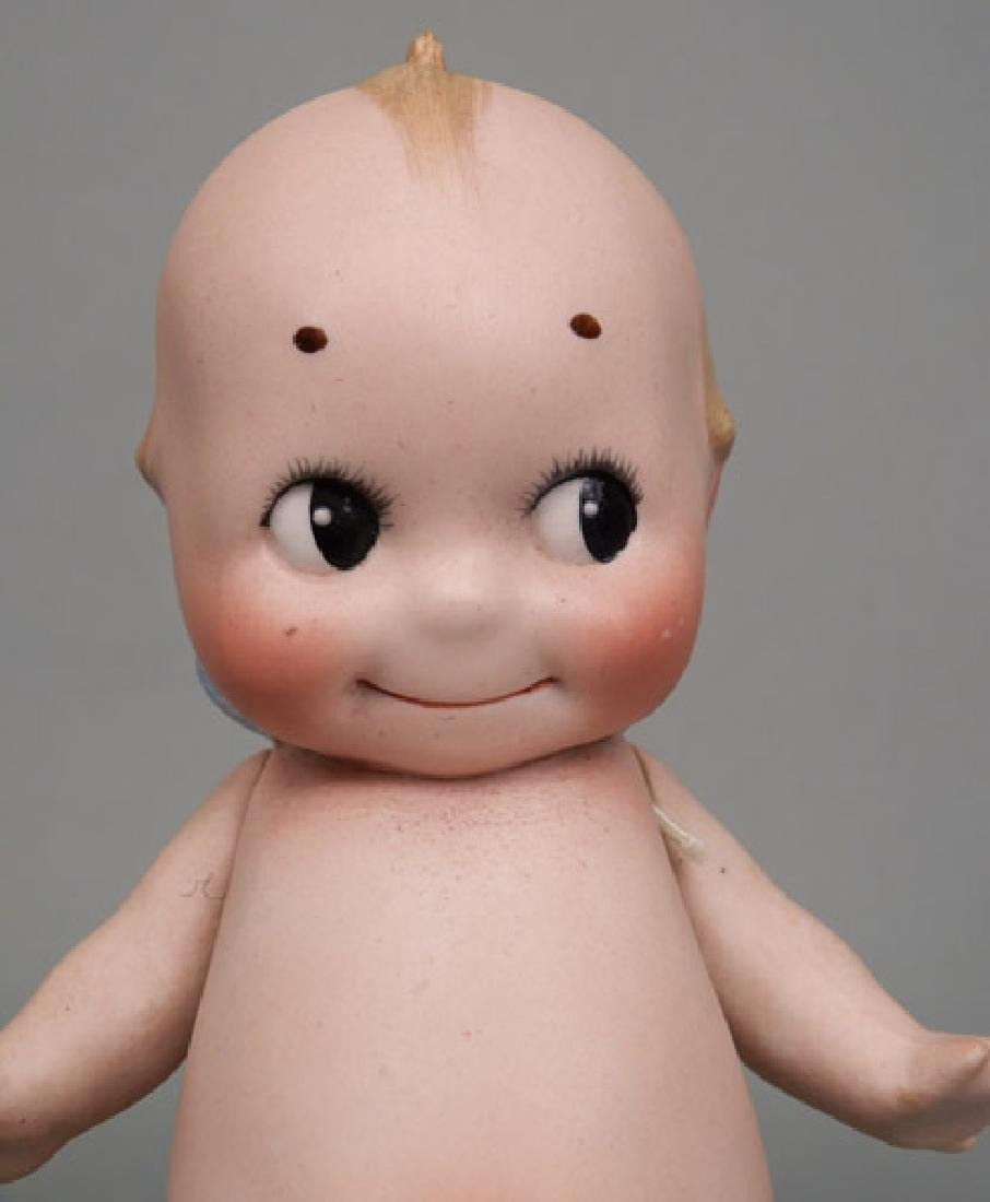 """Large 8"""" bisque O'Neill Kewpie doll - 2"""