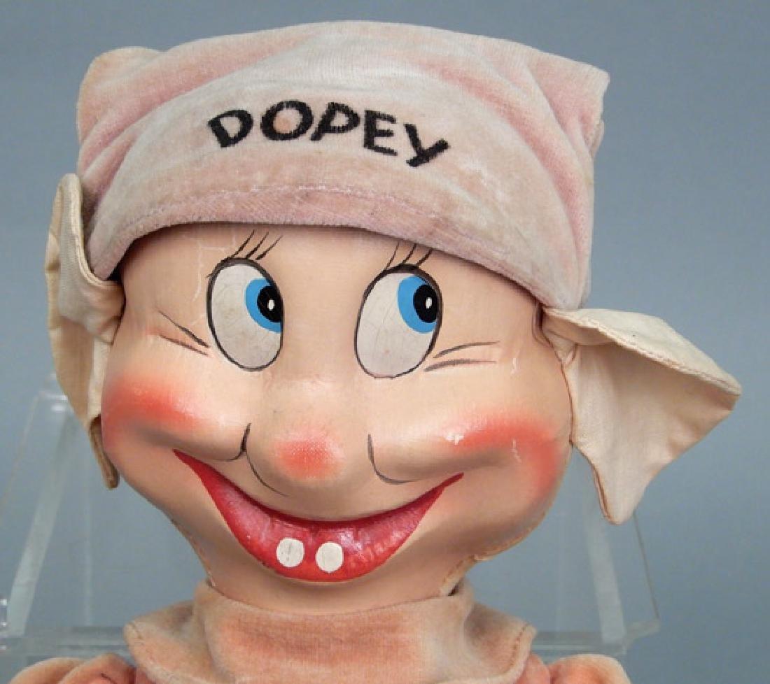 1930's-40's Walt Disney cloth Dopey - 2