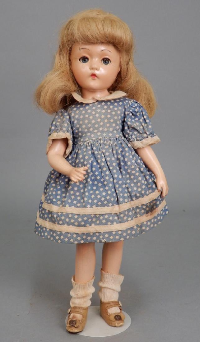 Madame Alexander Wendy Ann composition doll